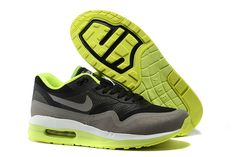 wholesale dealer 14305 68635 Find New Arrival Nike Air Max Lunar 1 Mens Grey Black Green online or in  Footlocker. Shop Top Brands and the latest styles New Arrival Nike Air Max  Lunar 1 ...