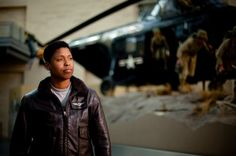 America's First Female African American Combat Pilot 3 Comments, dodlive.mil  Ever since she was young, Capt. Vernice Armour wanted to be a cop. But more than that, she wanted to speak and be a role model. It wasn't until she became America's first female African American combat pilot in the Marine Corps that those…