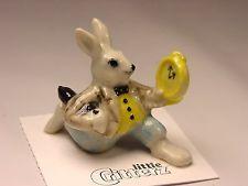 """Little Critterz - LC643 """"White Rabbit"""" Alice in Wonderland"""