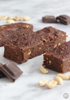 Batony a la bajeczne – Przepis dietetyka Lactose Free, Gluten Free, Healthy Sweets, Healthy Recipes, Deserts, Paleo, Food And Drink, Cupcakes, Snacks