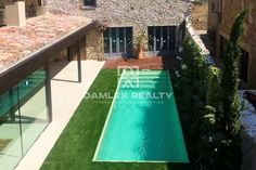 Luxury Villa for sale in Pals, Catalonia - 61370705 Local Color, Barcelona Catalonia, Multipurpose Room, Village Houses, Contemporary Interior Design, The Other Side, Luxury Villa, Ground Floor, Cottage