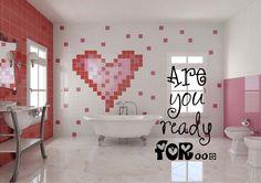 #Colurs #tiles  #laccati #italy #handmade #pink #red #love #interior #design #decoration #valentine