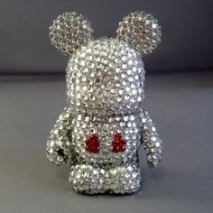 Bedazzled Mouse Custom Vinylmation