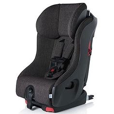 Clek Foonf Convertible Car Seat  Slate ** Details can be found by clicking on the image.