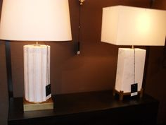 needing new table lamps?? here's a great possibility just for you