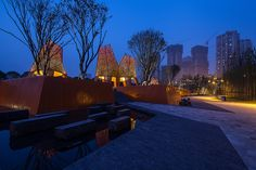 Fengming_Mountain_Park-Marta_Schwartz_Landscape_Architecture-16 « Landscape Architecture Works | Landezine Landscape Architecture Works | La...