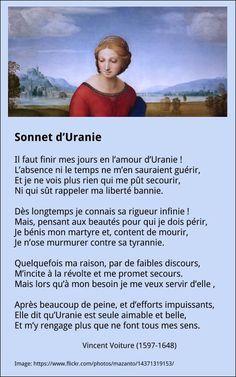 Sonnet d'Uranie | À