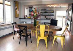 Fashionable dining room - gorgeous image