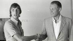 La trayectoria futbolística de Johan Cruyff, en imágenes | FC Barcelona