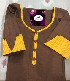 Salwar Suit Neck Designs, Churidar Designs, Kurta Neck Design, Neck Designs For Suits, Blouse Neck Designs, Kurti Sleeves Design, Sleeves Designs For Dresses, Salwar Suit Pattern, Jeans Shirt For Girl