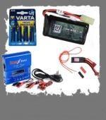 Batterijen  Wij leveren de beste batterijen en accu's van hoogwaardige kwaliteit. Darkshop is lid van Thuiswinkel keurmerk.