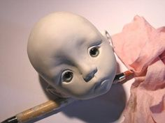 Tutorial: Creating a BJD Head  Face with Linda Macario