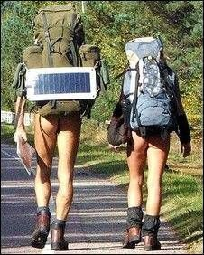 Appalachian Trail Tradition For First Day Of Summer, Hiking Naked!......... Um.... no. Lol
