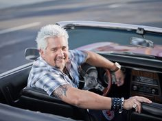 Cruisin' California with Guy : Food Network - FoodNetwork.com