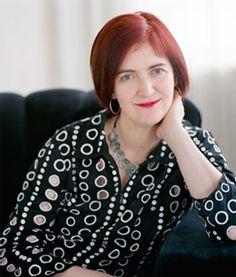 Emma Donoghue - the next generation! Author best-selling novel The Room.