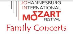 The upcoming Johannesburg International Mozart Festival, in it's year, is a musical smorgasbord for the whole family. It will be running from 26 January until 4 February.