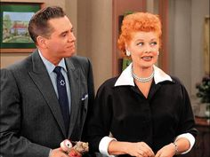 Lucy_Ricky - Sitcoms Online Photo Galleries Old Hollywood Movies, Golden Age Of Hollywood, Lucy And Ricky, Lucy Lucy, Best Comedy Shows, I Love Lucy Episodes, I Love Lucy Show, Vivian Vance, Lucille Ball Desi Arnaz