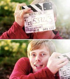 BHS Bradley James ~ Merlin