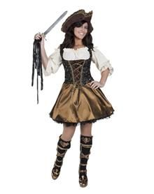 Pirate fairy costume pieces inspirations