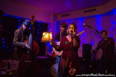 Les Benoîts bei den Leinen Los Acoustic Sessions - Soundhelden | Hamburgs Musikpinnwand