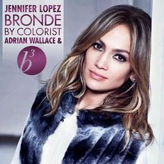 This color is everything @adrianmwallace If you don't follow this guy @ritahazan salon FOLLOW him. All of you #celebcolorists have me geeking out with your incredible color work with #b3 #brazilianbondbuilder I am truly grateful and honored. Adrian you are the man. #hair #haircolor #bronde #jenniferlopez #jlo has never looked better  by alfredo_lewis