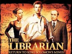 The Librarian Movie | The Librarian King Solomons Mines English Movie Mediafire Links Free ...