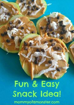 If you are looking for fun food for kids, this is it! This is a snack that they'll love (and so will you!) It's also tasty & low cal! Includ...