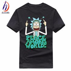 New in our shop! Anime Rick and Morty Print Tshirt Peace Among Worlds http://www.autasticshop.com/products/euro-size-100-cotton-mens-anime-rick-and-morty-print-tshirt-men-free-rick-t-shirt-women-brand-clothing-poleras-hombre-gt416?utm_campaign=crowdfire&utm_content=crowdfire&utm_medium=social&utm_source=pinterest