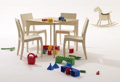 SIXKID Kids table by sixay furniture design Szikszai László