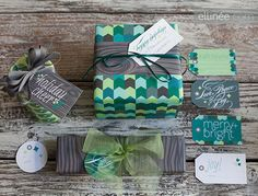 Printables - Holiday Woodland Theme - use this direct link to avoid searching the blog: http://www.ellinee.com/blog/elli-wrap-urban-holiday-printable-gift-wrap/