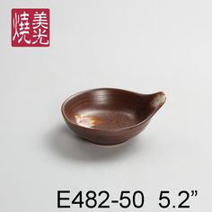 Japanese restaurant tableware&ceramic bowl E482-50  Size: diameter 5.2 inch