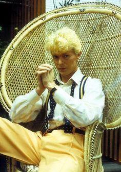 David Bowie - 1983