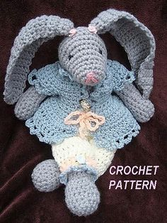 Ravelry: recently added crochet patterns