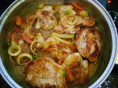 Shrimp, Meat, Food, Red Peppers, Essen, Meals, Yemek, Eten