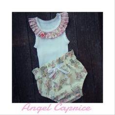 High waisted paper bag bloomers!  Facebook.com/angelcaprice1