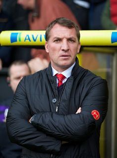 Brendan Rodgers named LMA Manager of the Year 2014 #LFC