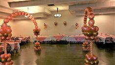 Quinceanera Celebration Quinceanera, Balloons, Celebration, Table Decorations, Home Decor, Homemade Home Decor, Decoration Home, Balloon, Dinner Table Decorations