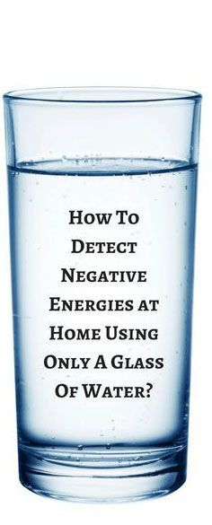 How to get rid of negative energy in your home