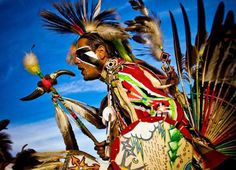 Who's excited for Spring and #PowWow season?  [photo by Brian Bastinelli Photography]