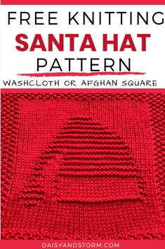 Knitting Machine Patterns, Dishcloth Knitting Patterns, Knit Dishcloth, Christmas Knitting Patterns, Knitting Kits, Knitting Stitches, Free Knitting, Crocheting Patterns, Knitting Ideas