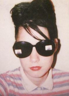 fake-riot: eat-my-fuck: Kathleen Hanna Kathleen Hanna, Riot Grrrl, Estilo Punk Rock, Rock And Roll Girl, Bikini Kill, Angry Women, Women In Music, Beastie Boys, Post Punk