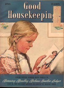Good Housekeeping April 1940