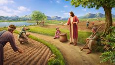 It's a big mystery that Jesus works in the flesh as opposed to through the means of His Spirit. 3 aspects to know the significance of the incarnation of Jesus. Christian Artwork, Christian Pictures, San Josemaria, Jesus Is Risen, Jesus Christus, The Descent, Biblical Art, Praying To God, Jesus Pictures