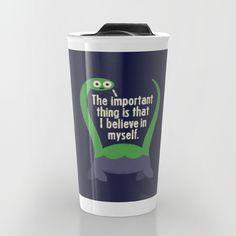 Travel Mug featuring Myth Understood by David Olenick