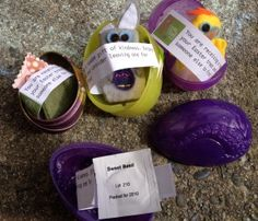 A Random Acts of Kindness Green Easter Project for Kids!