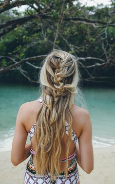 Pretty, easy braids you can wear today @amberlfillerup