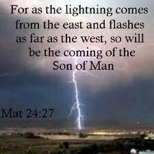 Matthew 24:27