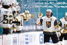 "Vegas Golden Knights on Twitter: ""end of 2 Us: 2 sharks: 1 mood: #HappyMarkStone… "" Golden Knights Hockey, Vegas Golden Knights, Sharks, Mood, Twitter, Shark"