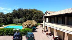 La quiete a Villa Nencini