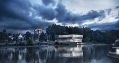 Friedrichshafen New Cultural Center | Peter Grandits & Stefan Mandl - Arch2O.com